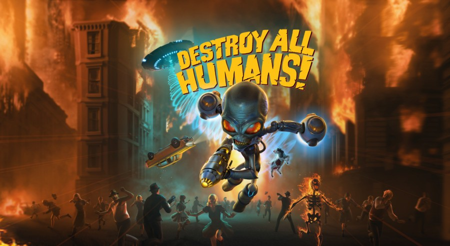 Destroy All Humans Web