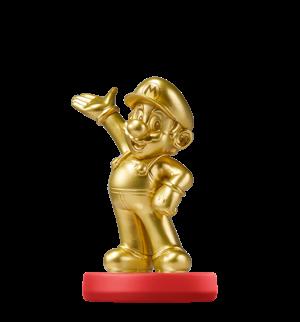 Mario - Gold Edition amiibo