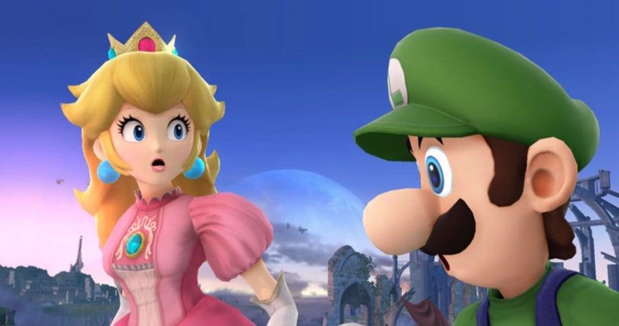 Luigi! Stop it!
