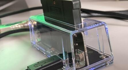 مشغل GB الخلفي USB-C