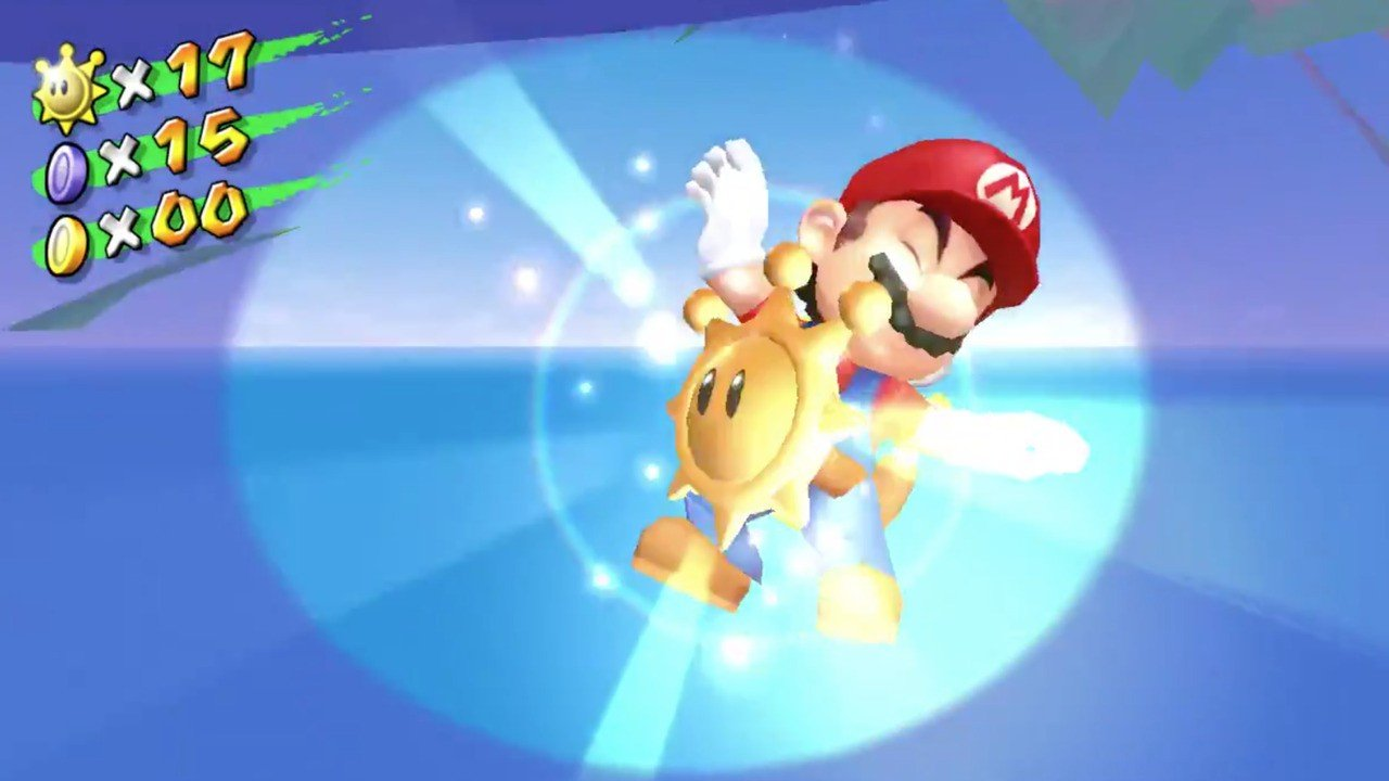 Random: Switch Owners Are Discovering Just How Frustrating Super Mario Sunshine Can Be