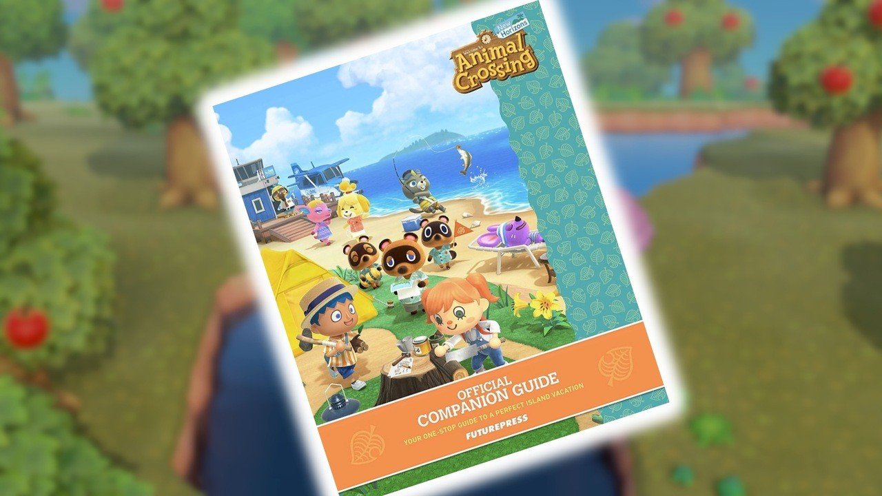 Animal Crossing: New Horizons Official Companion Guide Confirms Museum's Return