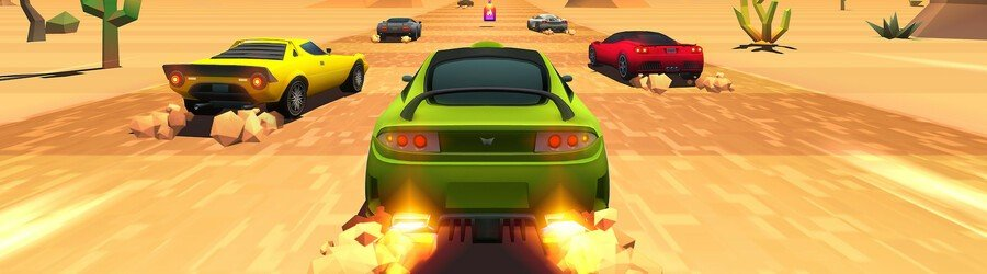 Horizon Chase Turbo (Switch eShop)