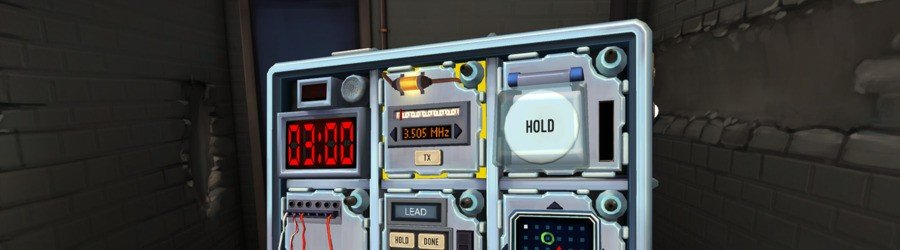 Keep Talking And Nobody Explodes (Switch eShop)