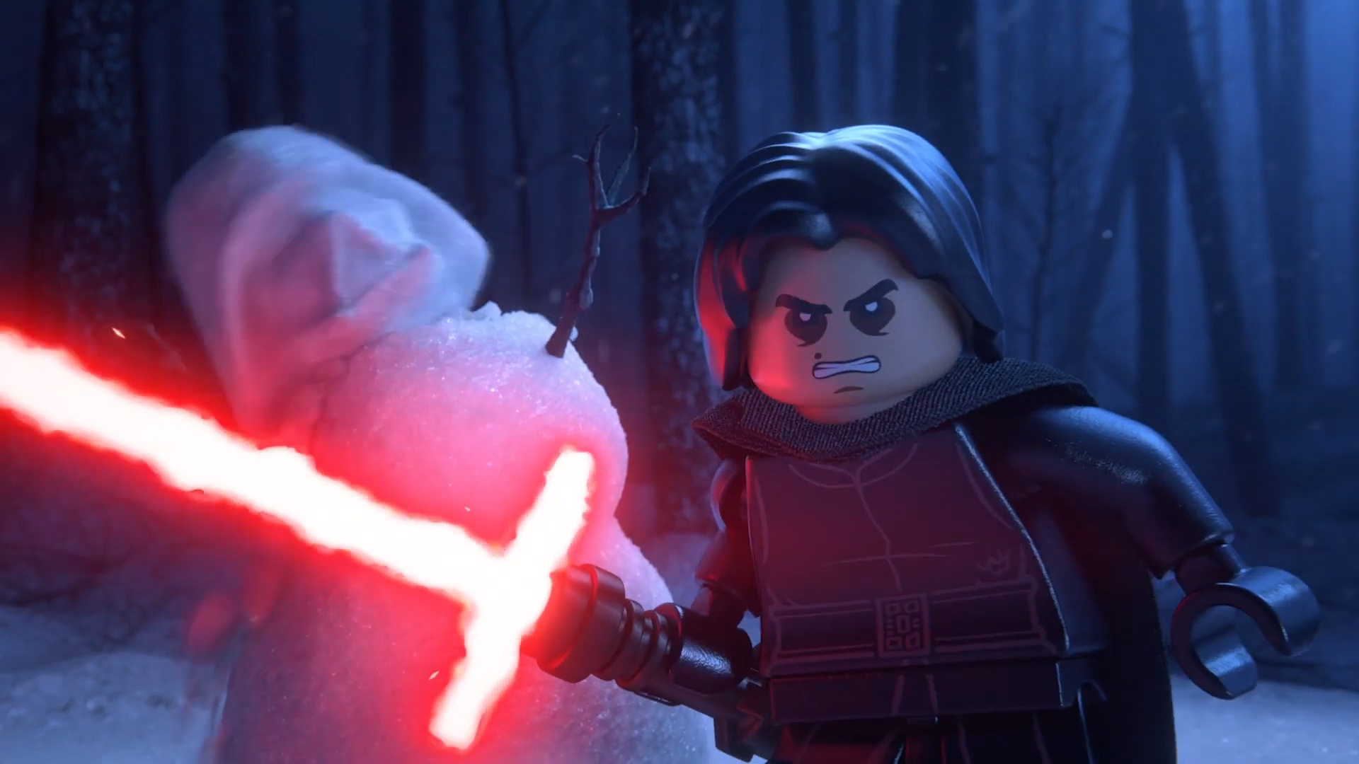 LEGO Star Wars: The Skywalker Saga Is Coming To Nintendo Switch