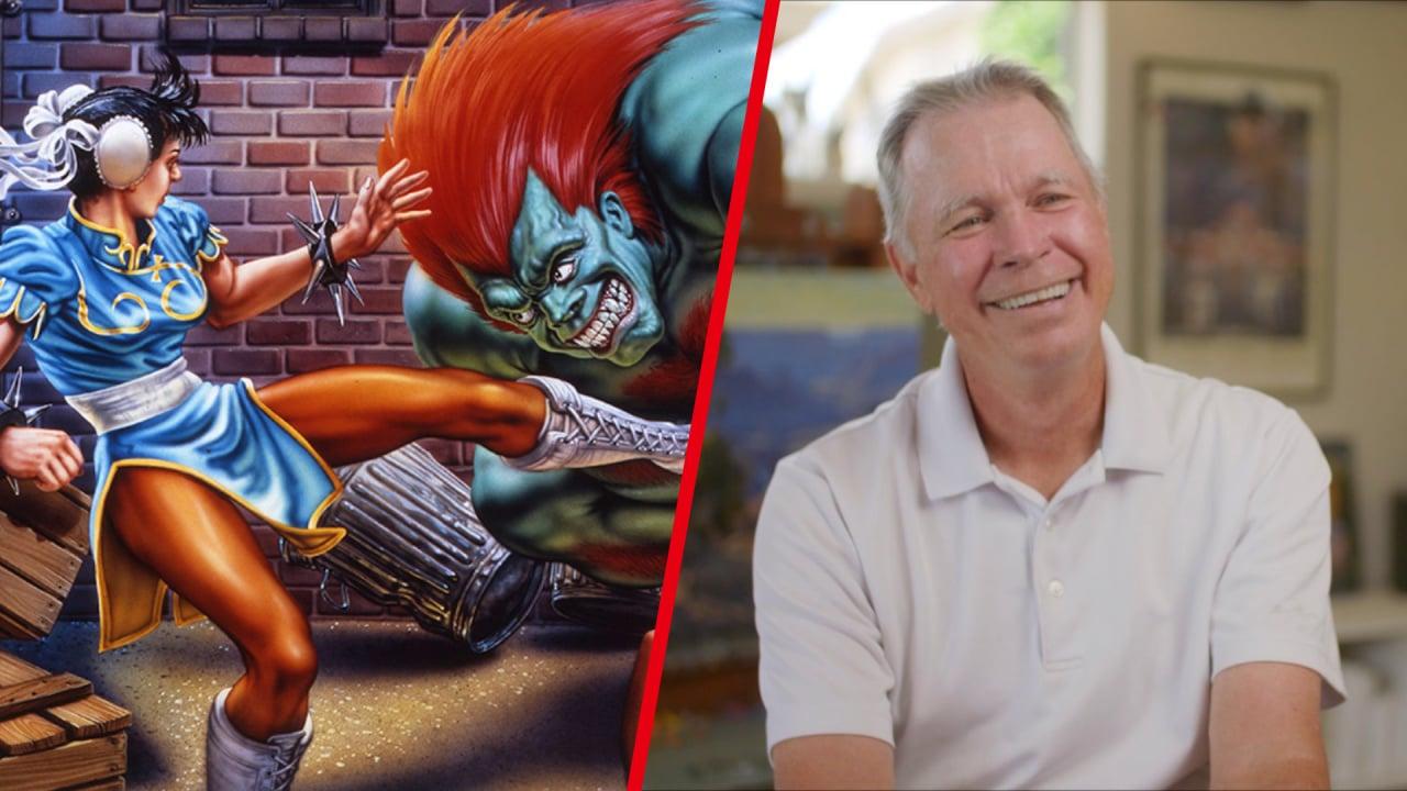 Legendary Street Fighter II Artist Mick McGinty Has Passed Away