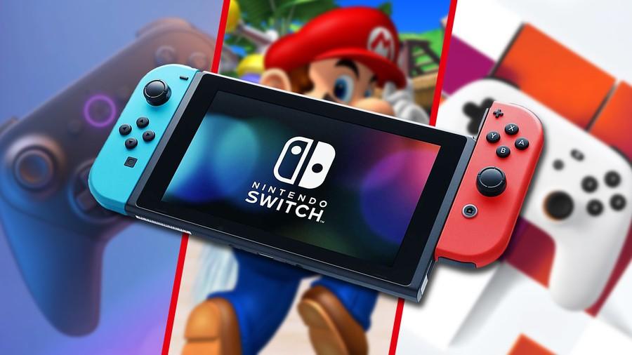 Nintendo Switch, Luna and Stadia