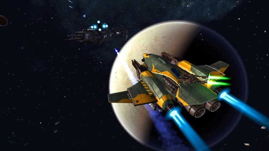 Space Commander War And Trade Screenshot 01