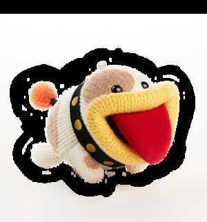 Poochy amiibo
