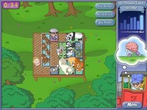 A minigame in the original PC version.