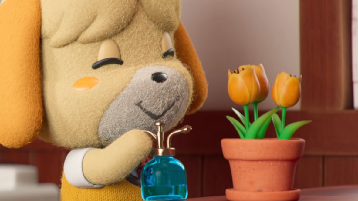 Isabelle Is Totes Adorb In This Stunning Fan-Made Animal Crossing TV Series Teaser Trailer