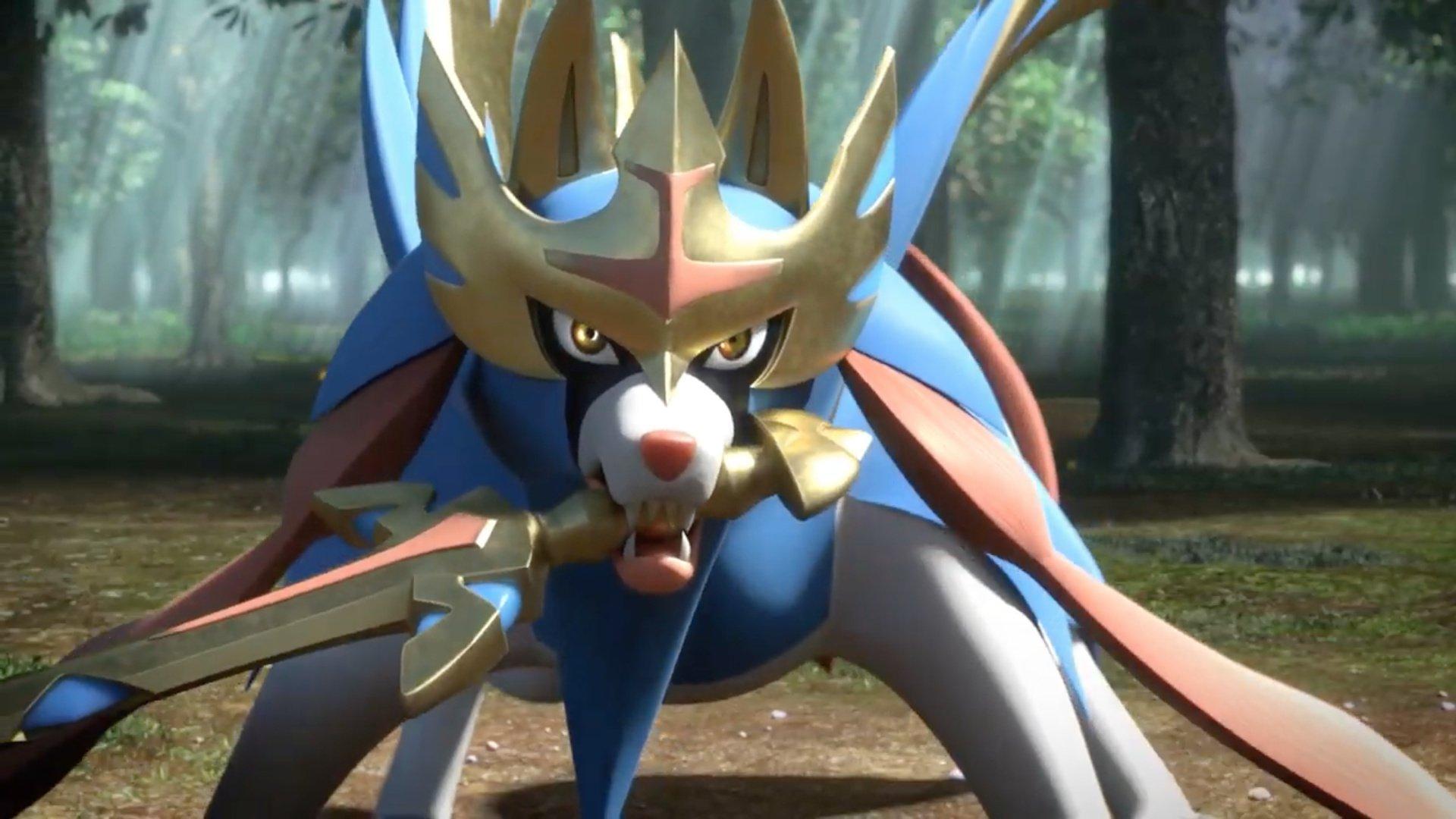Random: Bandai Namco Thinks Pokémon's New Legendary Looks