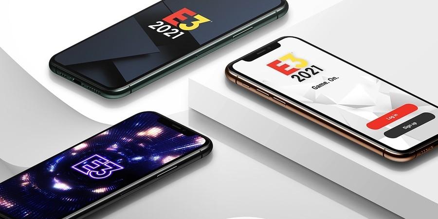 E3 2021 Online Portal and App