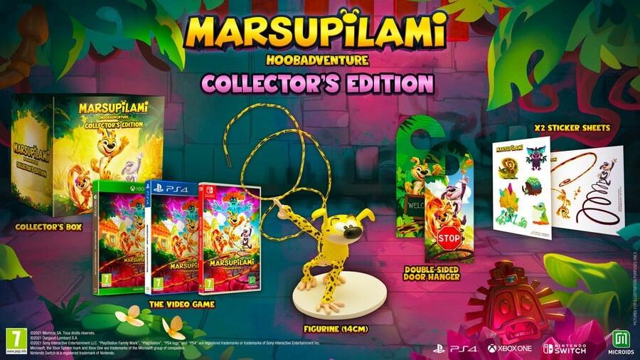 Masupirami Collector's Edition