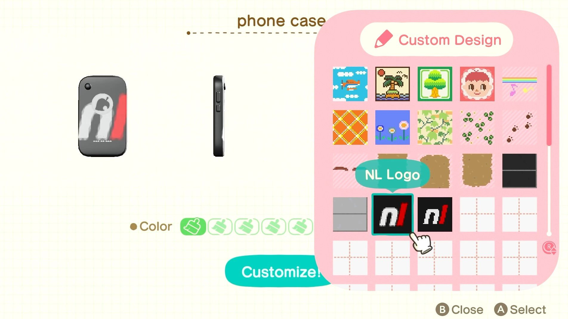 Animal Crossing New Horizons Custom Designs How To Customize