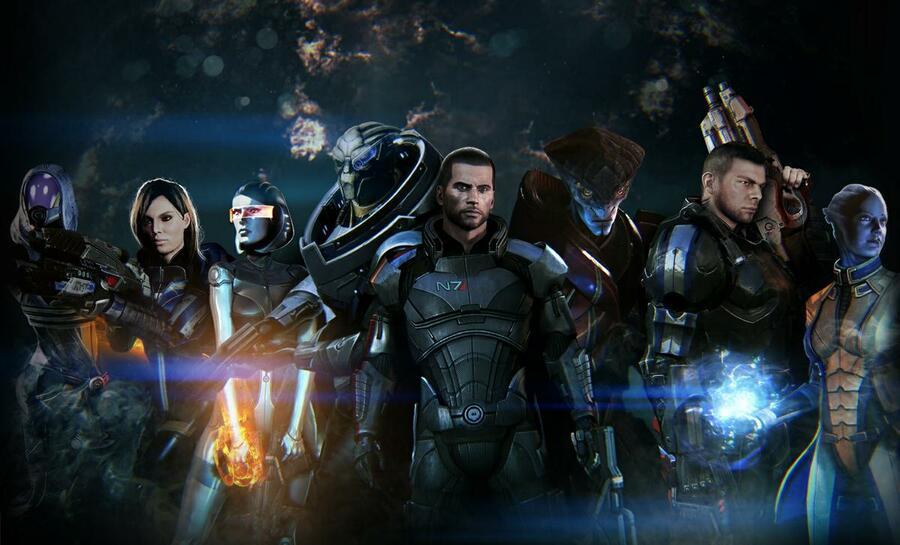 Mass Effect Trilogy (BioWare)