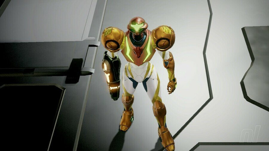 Metroid Dread Twin Robot Chozo Soldier