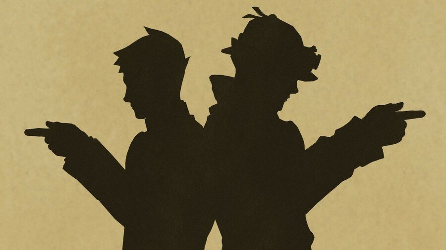 Great Ace Attorney Shadow