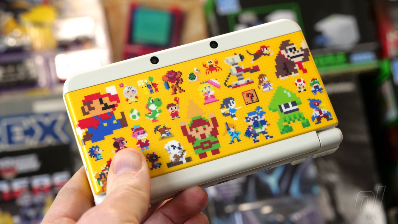 Talking Point: Nintendo 3DS Features That Should Really Be On Switch