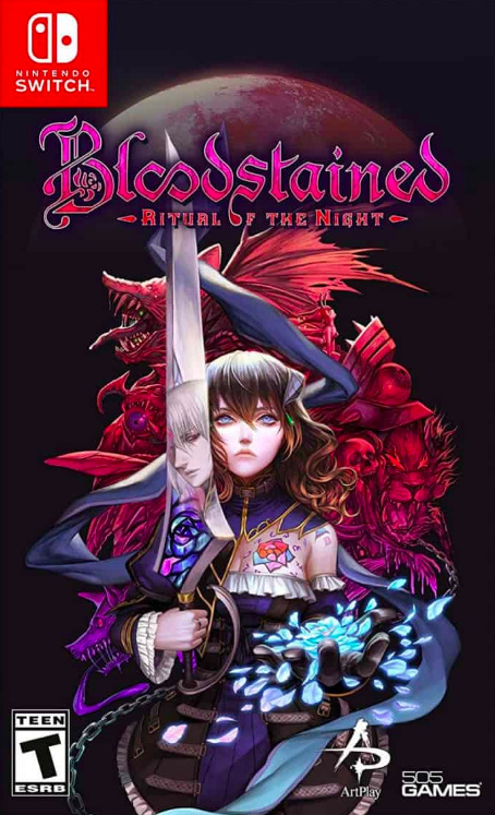 Bloodstained Ritual of the Night  Soundtrack CD Official Japan Benefits
