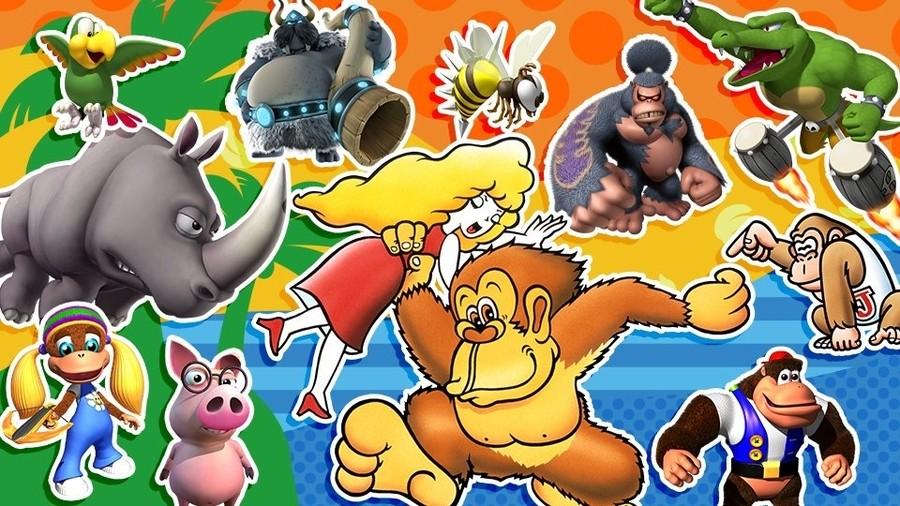 DK Smash Bros