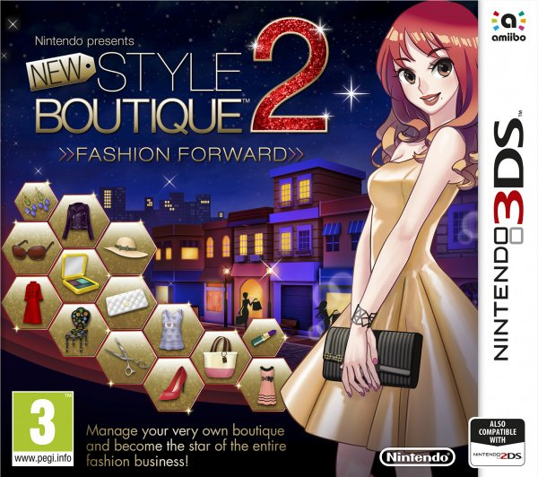 Nintendo Presents New Style Boutique 2 Fashion Forward Review 3ds Nintendo Life