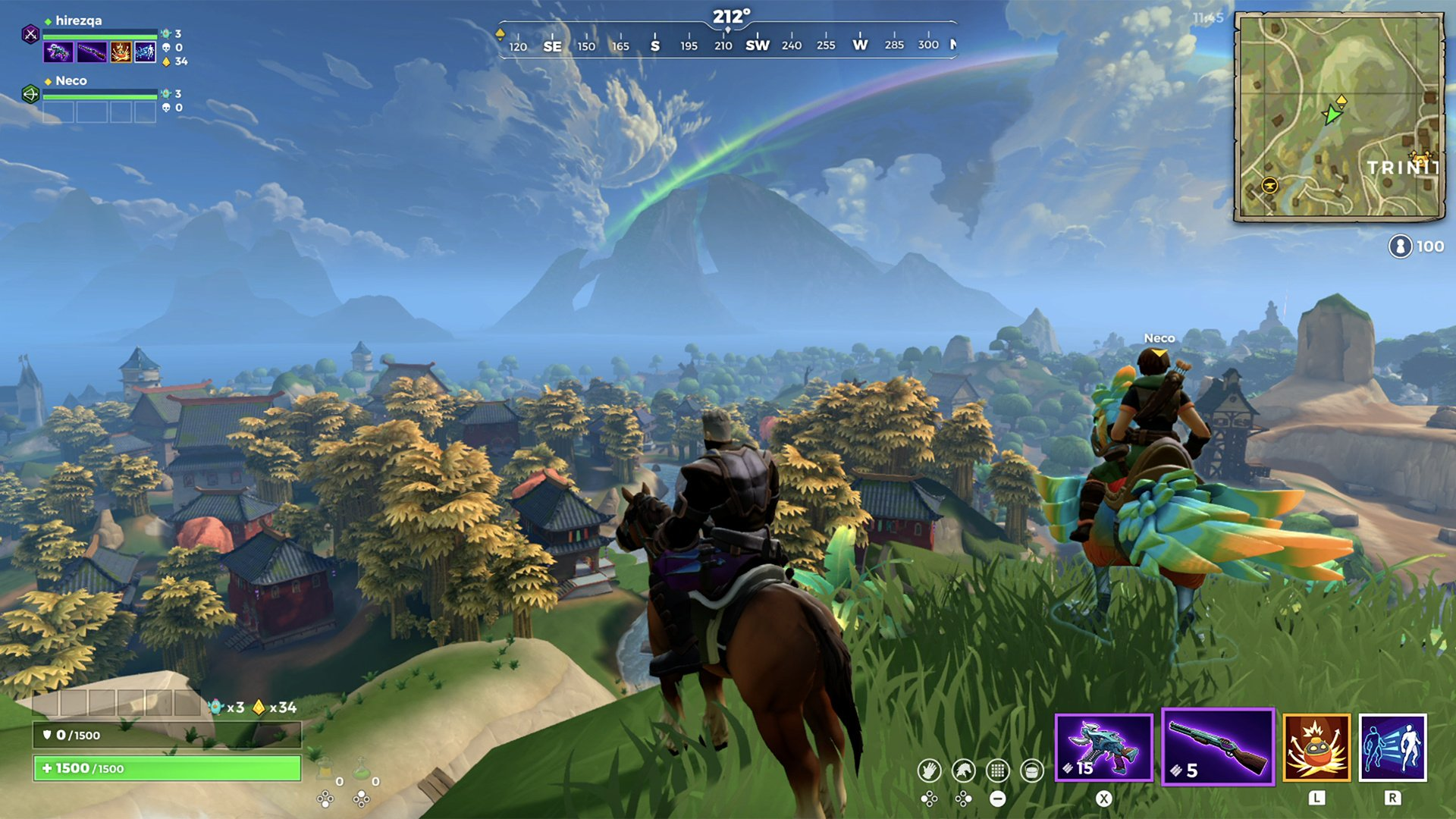 Hi-Rez Studios On Bringing Realm Royale To Switch - Feature