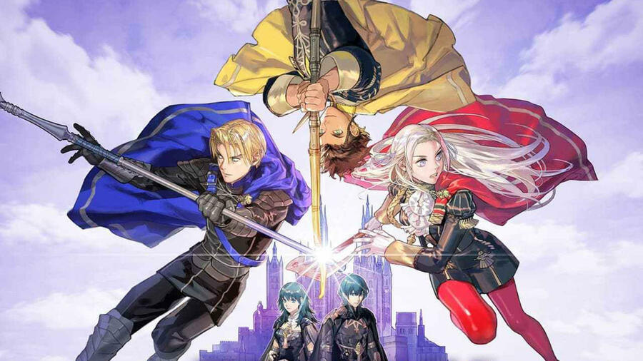 3678243 Fire Emblem Three Houses