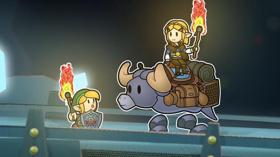 64 Bits Paper Zelda