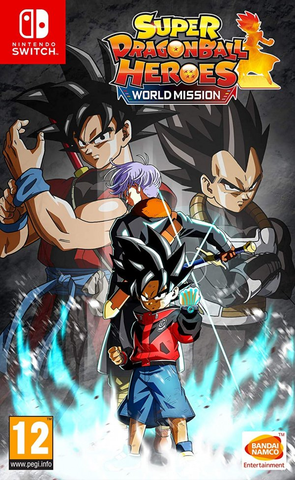 Super Dragon Ball Heroes World Mission Review Switch Nintendo Life