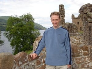 Unirally programmer Andrew Innes