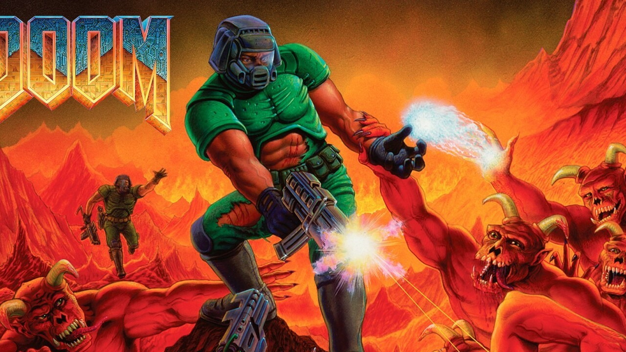 The Original DOOM, DOOM II And DOOM 3 Are Available On
