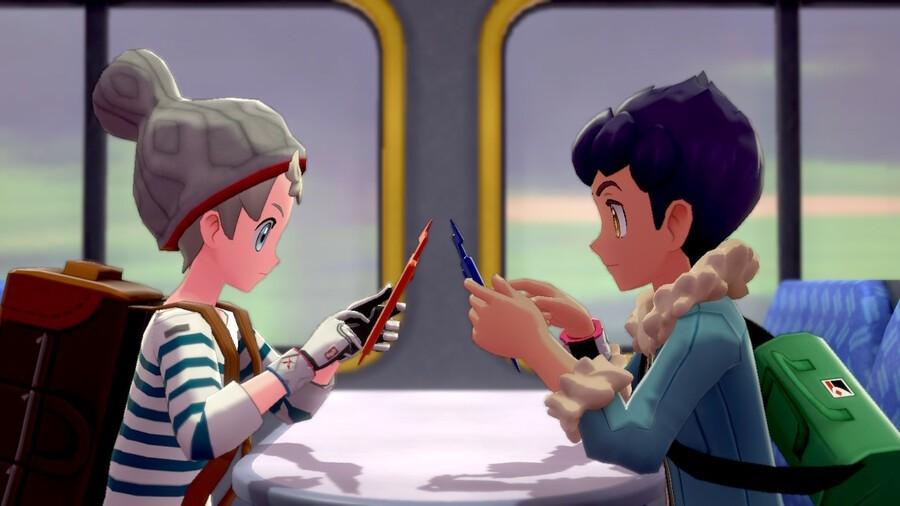 Choo choo, here comes the Poké Train!