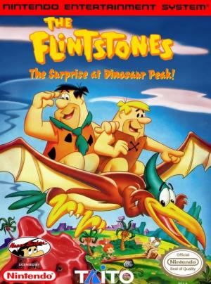 The Flintstones: The Surprise At Dinosaur Peak