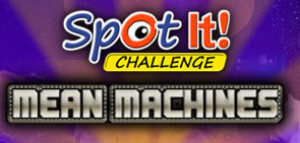 Spot It! Mean Machines