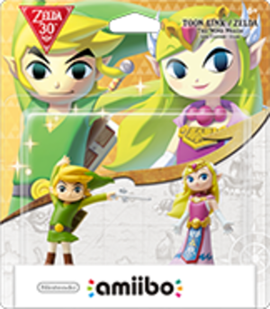 Zelda - The Wind Waker amiibo Pack