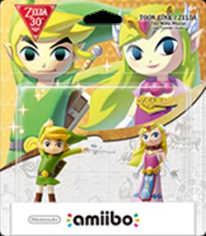 Zelda - The Wind Waker amiibo Pack