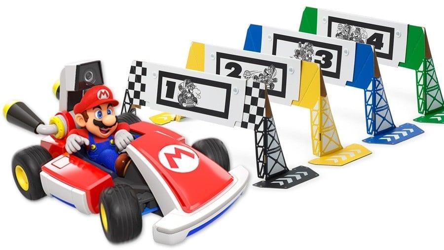 Mario Kart Live Gates