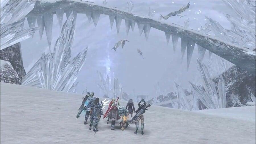 Xenoblade Chronicles - Valak Mountain (Wii)