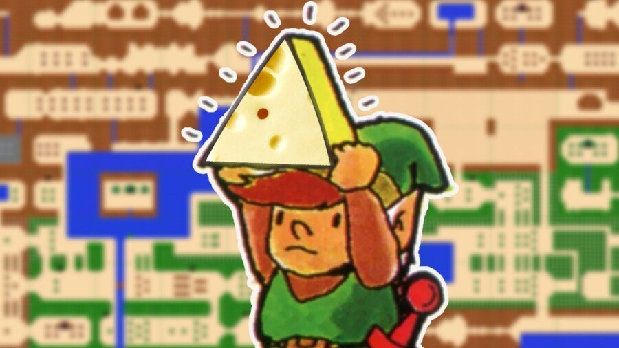Link found a big cheese
