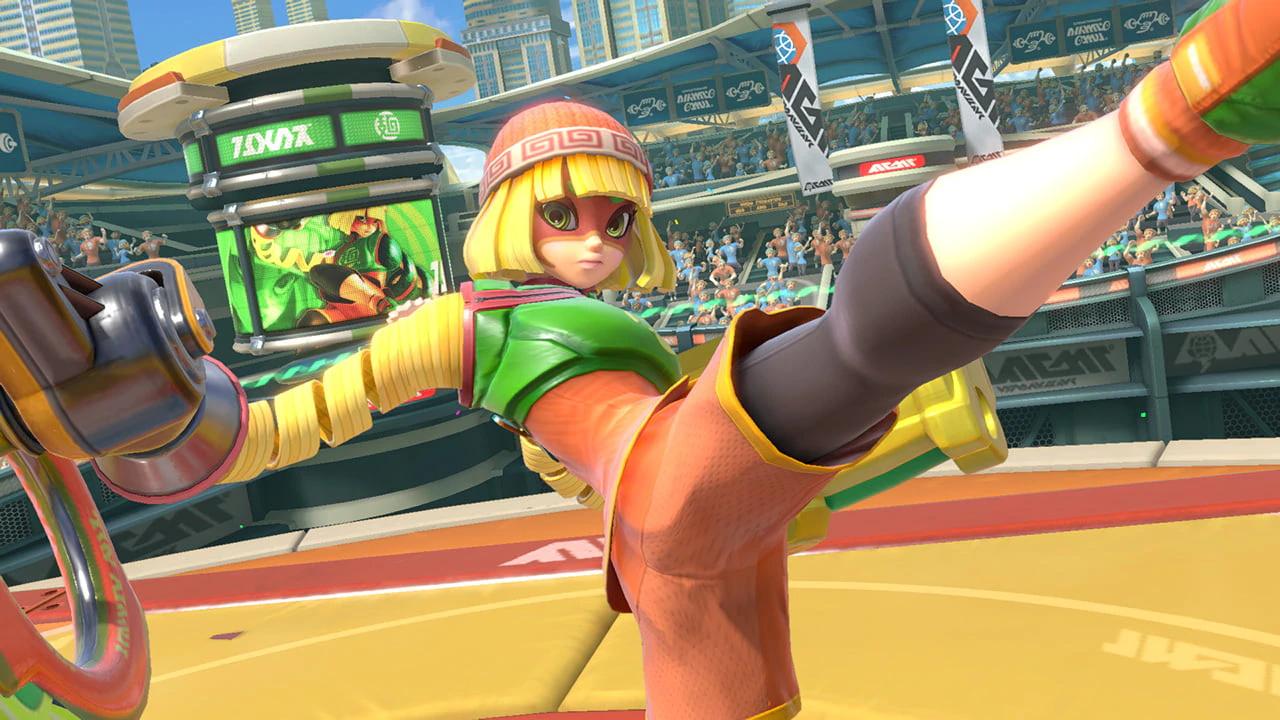 Προστέθηκε σήμερα η MinMin στο Super Smash Bros Ultimate!