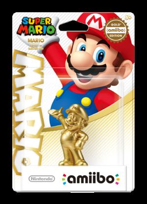 Mario - Gold Edition amiibo Pack