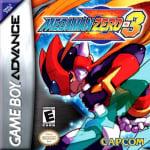 Mega Man Zero 3 (GBA)