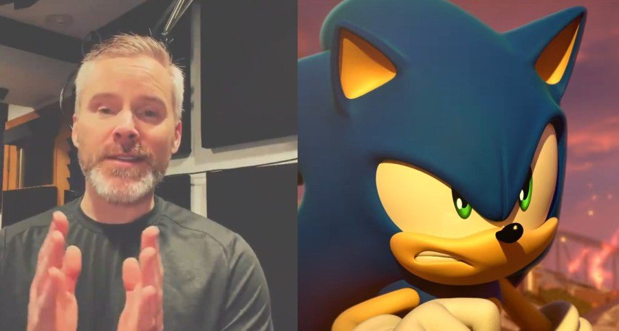 Sonic The Hedgehog's voice actor