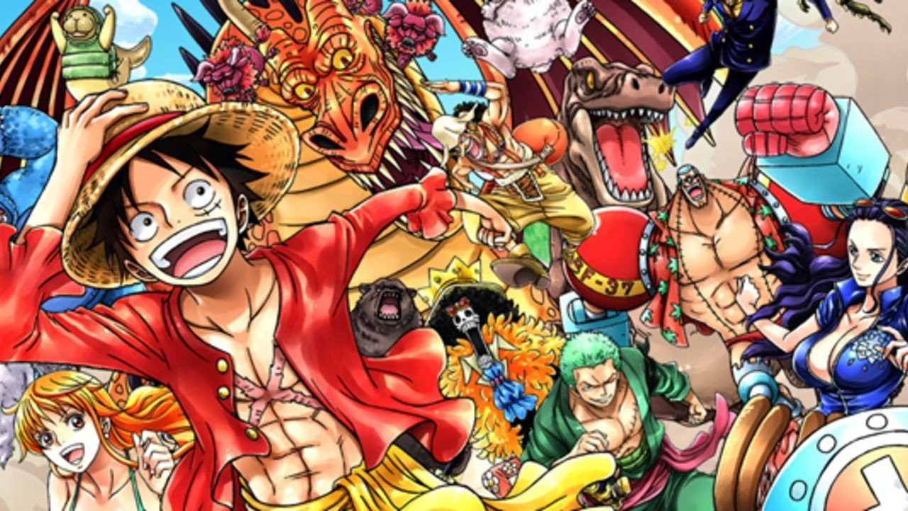 One Piece Unlimited World Red (3DS) Game Profile   News ...