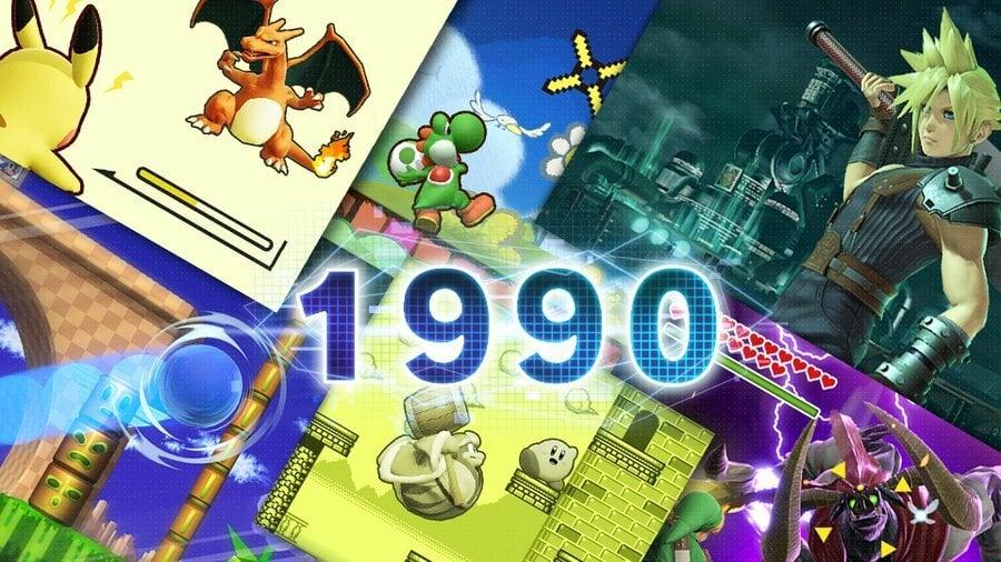 1990 Gaming