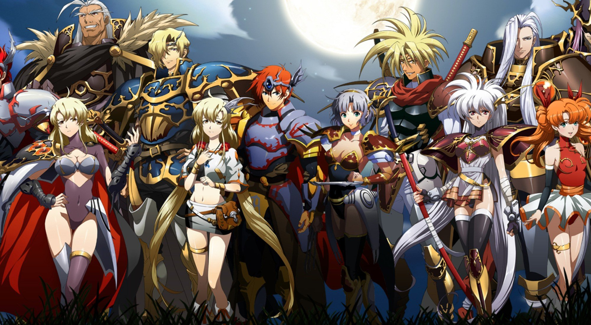 Masaya S Langrisser Franchise You Might Know It Better As Warsong The Western Name Given To Original Mega Drive Genesis Is Less