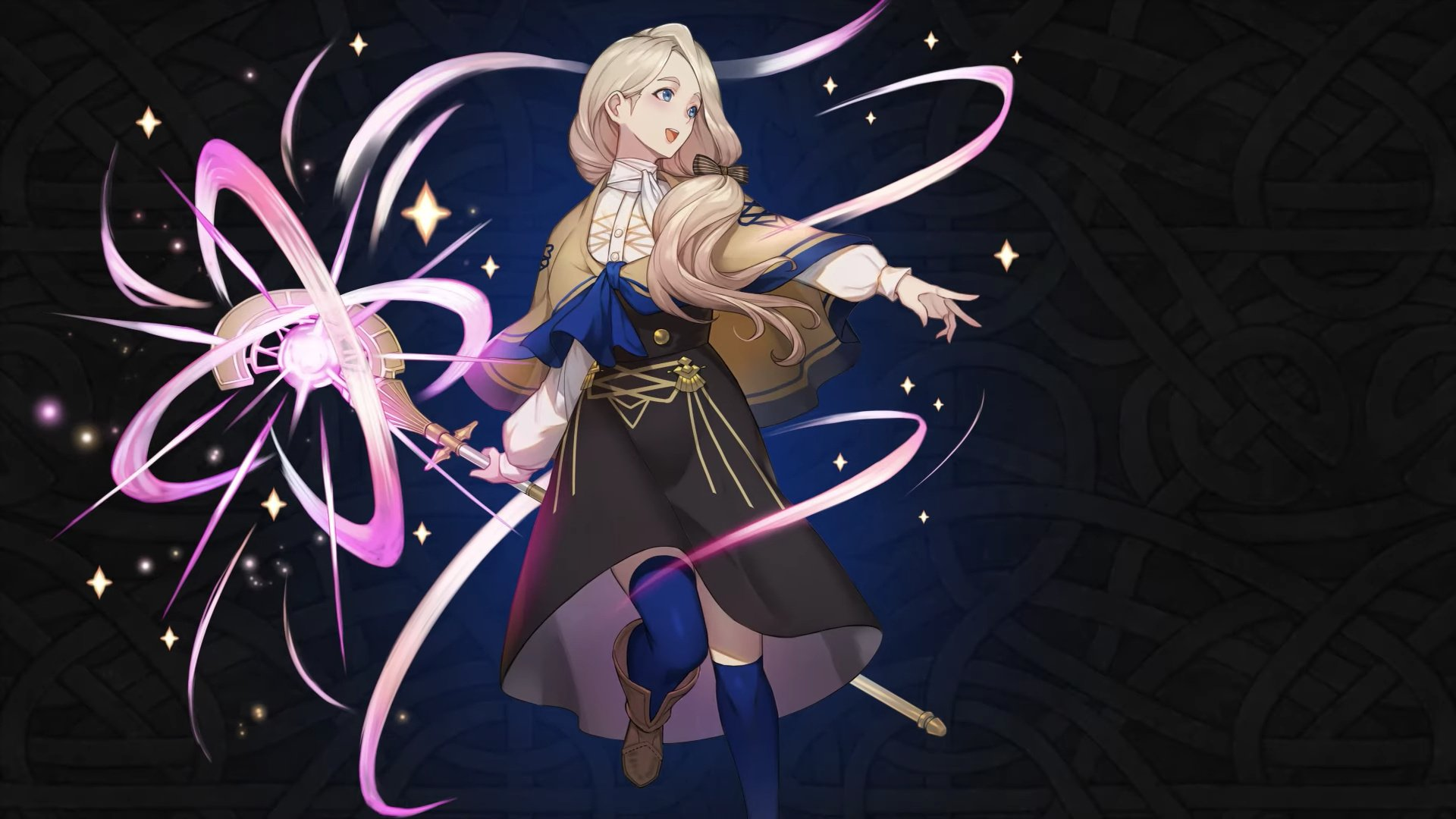 Four Fire Emblem Three Houses Characters Will Appear In Fire