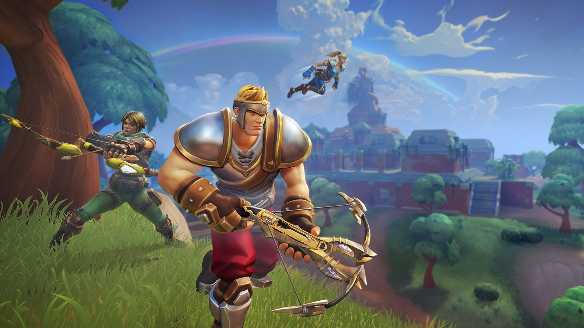 Rumour: Hi-Rez Fantasy Game Realm Royale Is Switch-Bound