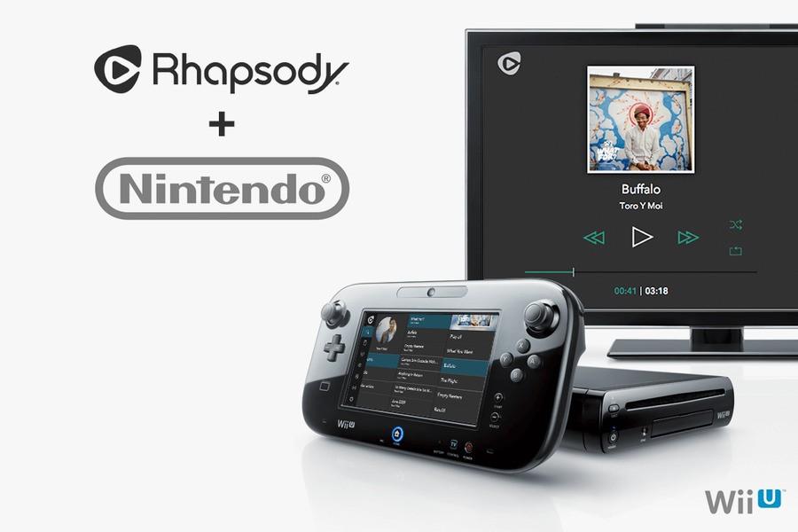 Rhapsody Wii U